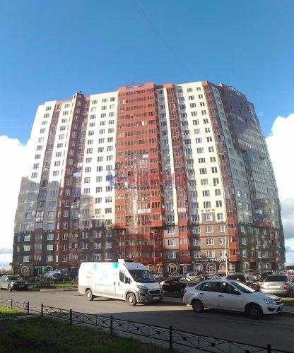 1-комнатная квартира (38м2) на продажу по адресу Мурино пос., Шоссе в Лаврики ул., 83— фото 4 из 14