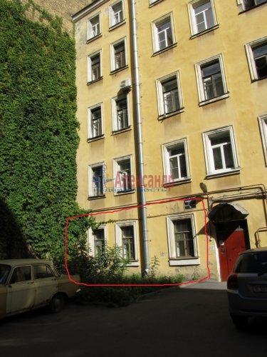 2-комнатная квартира (44м2) на продажу по адресу Измайловский пр., 18— фото 1 из 6