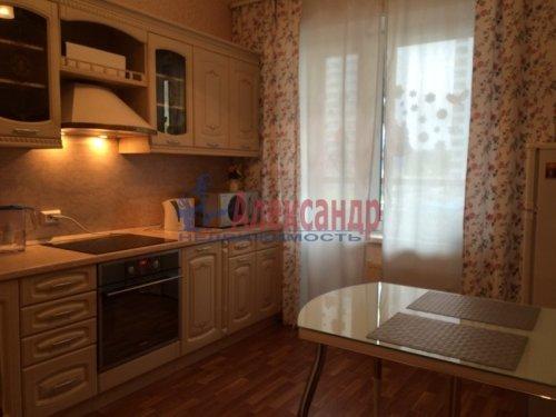 1-комнатная квартира (39м2) на продажу по адресу Всеволожск г., Знаменская ул., 3— фото 1 из 6