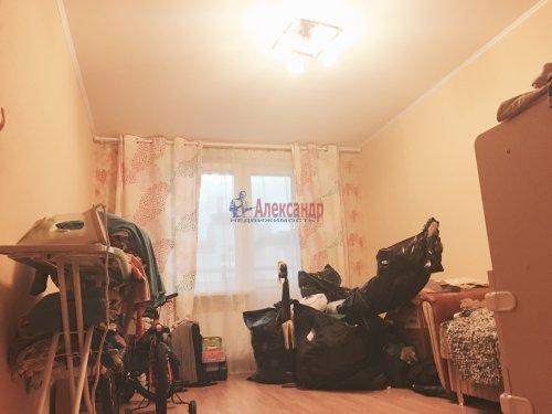 2-комнатная квартира (62м2) на продажу по адресу Шушары пос., Полоцкая (Славянка) ул., 11— фото 3 из 7