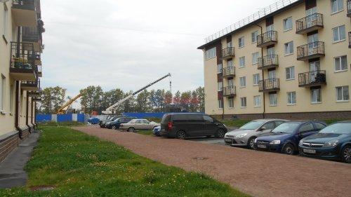 1-комнатная квартира (38м2) на продажу по адресу Щеглово пос., Центральная ул., 3— фото 1 из 6