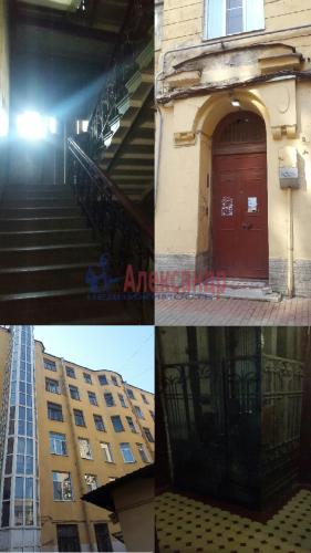 5-комнатная квартира (128м2) на продажу по адресу Каменноостровский пр., 57— фото 5 из 5