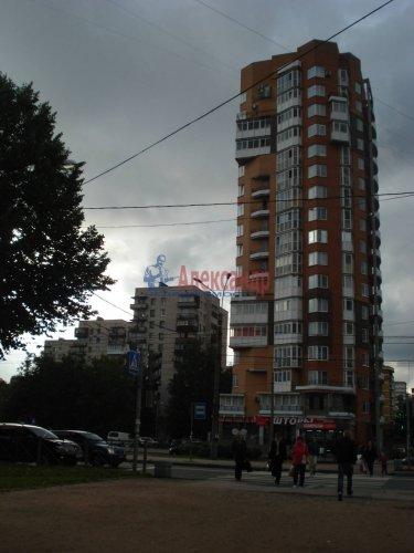 1-комнатная квартира (37м2) на продажу по адресу Гражданский пр., 88— фото 1 из 2