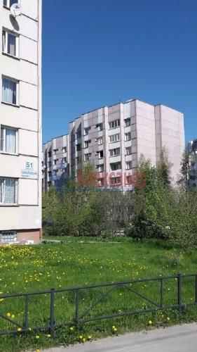 3-комнатная квартира (80м2) на продажу по адресу Шуваловский пр., 51— фото 7 из 9