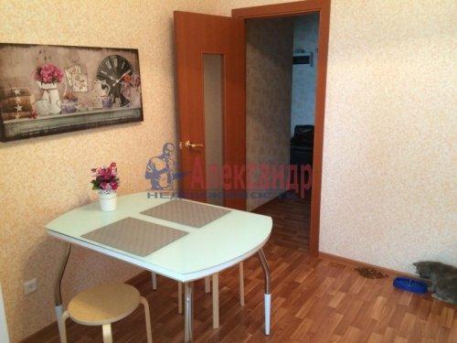 1-комнатная квартира (39м2) на продажу по адресу Всеволожск г., Знаменская ул., 3— фото 2 из 6