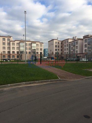 1-комнатная квартира (43м2) на продажу по адресу Сертолово-2 пос., Мира ул., 13— фото 1 из 14