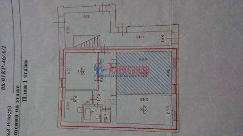 3-комнатная квартира (78м2) на продажу по адресу Кронштадт г., Владимирская ул., 19— фото 7 из 7