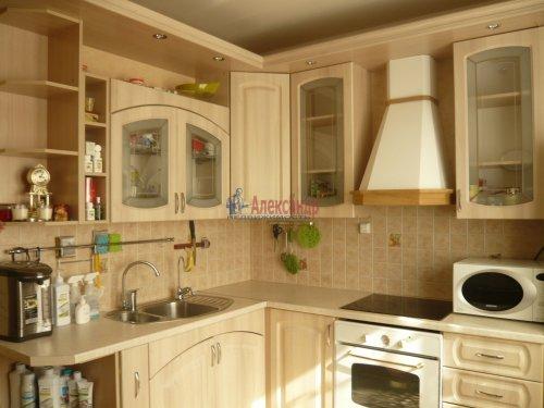 1-комнатная квартира (46м2) на продажу по адресу Науки пр., 17— фото 4 из 18