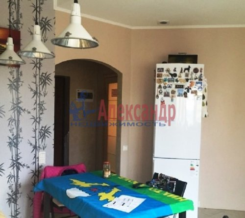 1-комнатная квартира (47м2) на продажу по адресу Бутлерова ул., 11— фото 7 из 9
