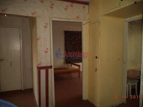 2-комнатная квартира (53м2) на продажу по адресу Вындин Остров дер., 12— фото 3 из 17
