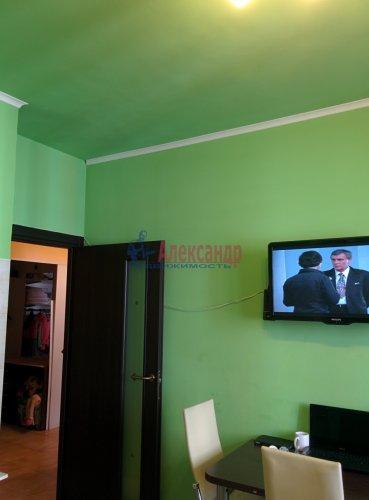 1-комнатная квартира (43м2) на продажу по адресу Всеволожск г., Доктора Сотникова ул., 1— фото 4 из 12
