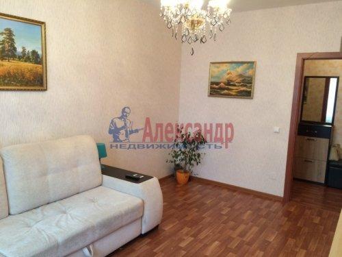 1-комнатная квартира (39м2) на продажу по адресу Всеволожск г., Знаменская ул., 3— фото 4 из 6