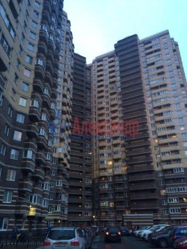 2-комнатная квартира (54м2) на продажу по адресу Бугры пос., Школьная ул., 11— фото 1 из 4