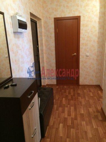 1-комнатная квартира (39м2) на продажу по адресу Всеволожск г., Знаменская ул., 3— фото 5 из 6