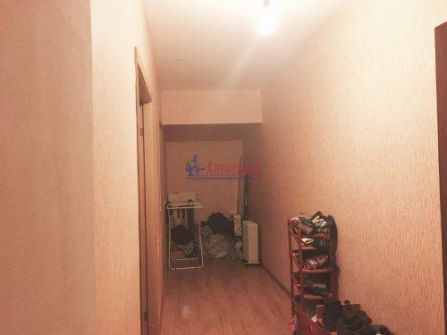2-комнатная квартира (62м2) на продажу по адресу Шушары пос., Полоцкая (Славянка) ул., 11— фото 5 из 7