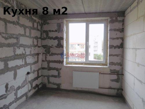 2-комнатная квартира (48м2) на продажу по адресу Выборг г., Сайменское шос., 30 б— фото 7 из 10