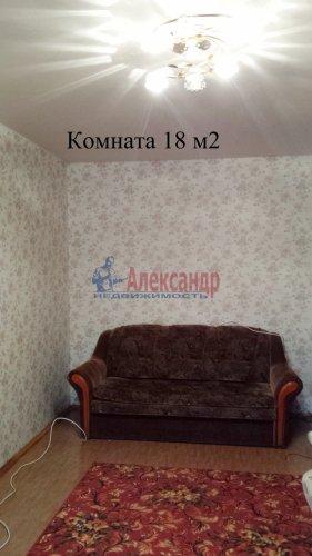 1-комнатная квартира (37м2) на продажу по адресу Выборг г., Победы пр., 14— фото 8 из 13