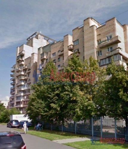 1-комнатная квартира (37м2) на продажу по адресу Сестрорецк г., Приморское шос., 350— фото 1 из 13