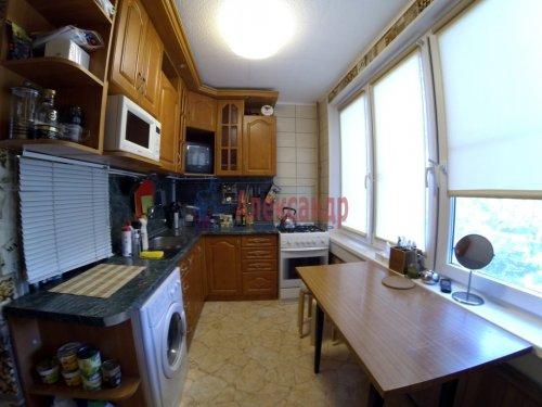 2-комнатная квартира (44м2) на продажу по адресу Суздальский просп., 103— фото 1 из 12