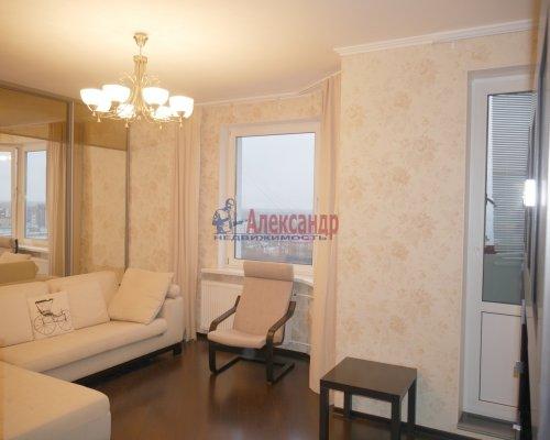 2-комнатная квартира (71м2) на продажу по адресу Всеволожск г., Колтушское шос., 96— фото 1 из 10