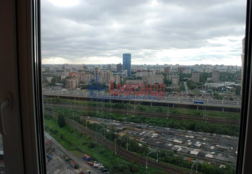 3-комнатная квартира (93м2) на продажу по адресу Народного Ополчения пр., 10— фото 21 из 24