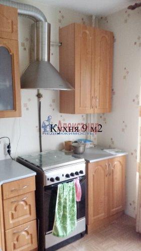 1-комнатная квартира (37м2) на продажу по адресу Выборг г., Победы пр., 14— фото 9 из 13