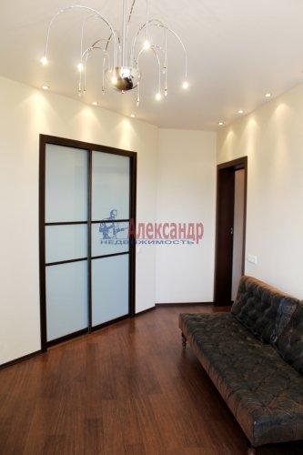 1-комнатная квартира (46м2) на продажу по адресу Науки пр., 17— фото 2 из 12