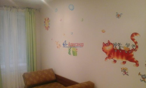 2-комнатная квартира (42м2) на продажу по адресу Рощино пгт., Филиппова ул., 3— фото 4 из 6