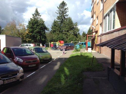 1-комнатная квартира (39м2) на продажу по адресу Токсово пгт., Школьный пер., 10— фото 9 из 9