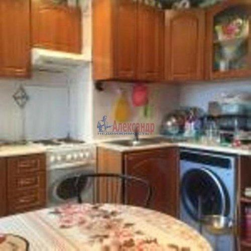 1-комнатная квартира (39м2) на продажу по адресу Варшавская ул., 51— фото 3 из 13