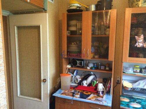 2 комнаты в 3-комнатной квартире (60м2) на продажу по адресу Народного Ополчения пр., 219— фото 8 из 14