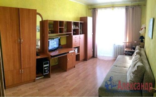 3-комнатная квартира (69м2) на продажу по адресу Бухарестская ул., 23— фото 2 из 11