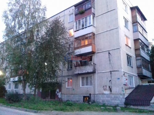 2-комнатная квартира (52м2) на продажу по адресу Романовка пос., Дорога жизни ш., 19— фото 1 из 6