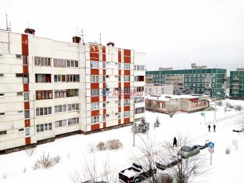 1-комнатная квартира (39м2) на продажу по адресу Синявино 1-е пгт., Кравченко ул., 18— фото 7 из 8