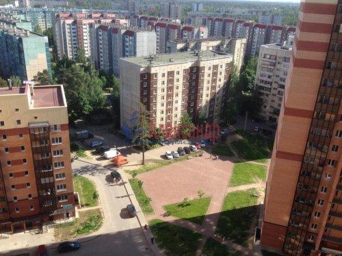 1-комнатная квартира (33м2) на продажу по адресу Всеволожск г., Колтушское шос., 44— фото 2 из 5