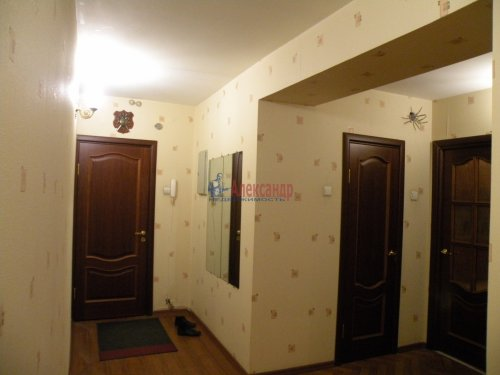 3-комнатная квартира (89м2) на продажу по адресу Комендантский пр., 11— фото 5 из 10