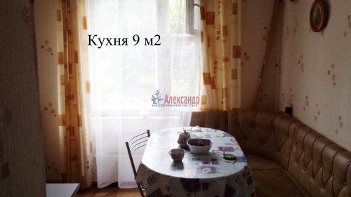 1-комнатная квартира (37м2) на продажу по адресу Выборг г., Победы пр., 14— фото 11 из 13