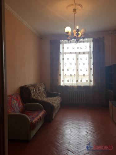Комната в 3-комнатной квартире (89м2) на продажу по адресу Краснопутиловская ул., 25— фото 1 из 14