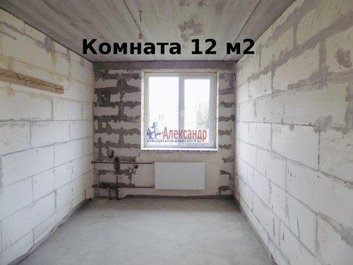 2-комнатная квартира (48м2) на продажу по адресу Выборг г., Сайменское шос., 30 б— фото 5 из 10
