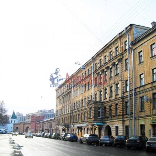 2 комнаты в 3-комнатной квартире (66м2) на продажу по адресу Полтавская ул., 5/29— фото 1 из 5