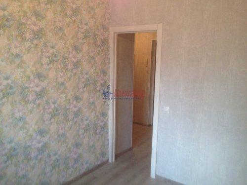 1-комнатная квартира (35м2) на продажу по адресу Кудрово дер., Европейский просп., 14— фото 2 из 5
