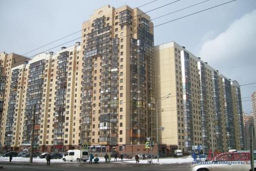 1-комнатная квартира (35м2) на продажу по адресу Ленинский пр., 76— фото 1 из 17