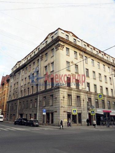 2 комнаты в 5-комнатной квартире (265м2) на продажу по адресу Маяковского ул., 21— фото 1 из 7