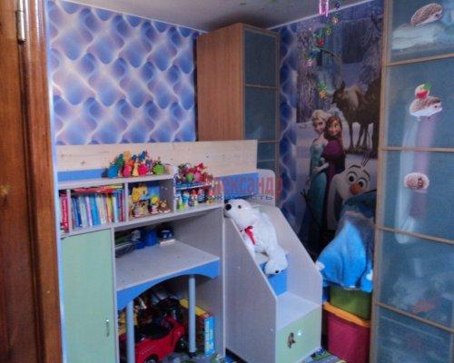 1-комнатная квартира (38м2) на продажу по адресу Кустодиева ул., 14— фото 8 из 9
