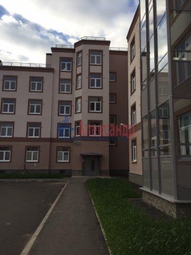 1-комнатная квартира (43м2) на продажу по адресу Сертолово-2 пос., Мира ул., 13— фото 2 из 14