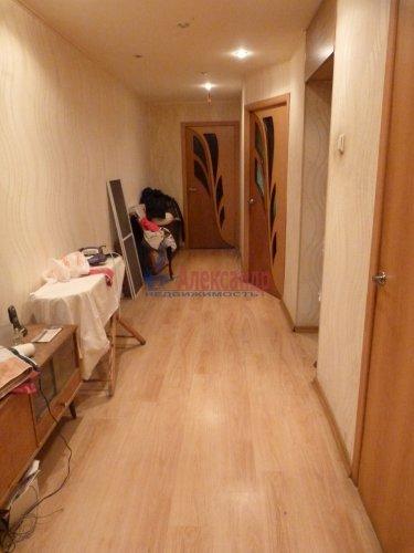 3-комнатная квартира (75м2) на продажу по адресу Пискаревский пр., 52— фото 2 из 9