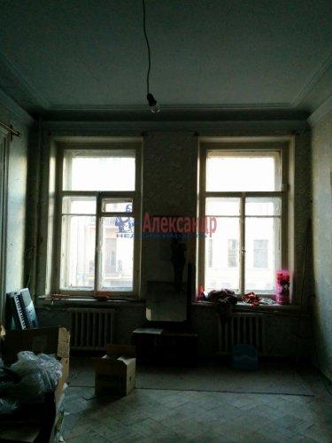 Комната в 4-комнатной квартире (109м2) на продажу по адресу 4 Советская ул., 4— фото 6 из 9