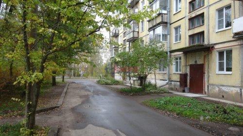 2-комнатная квартира (45м2) на продажу по адресу Сиверский пгт., 37— фото 2 из 7
