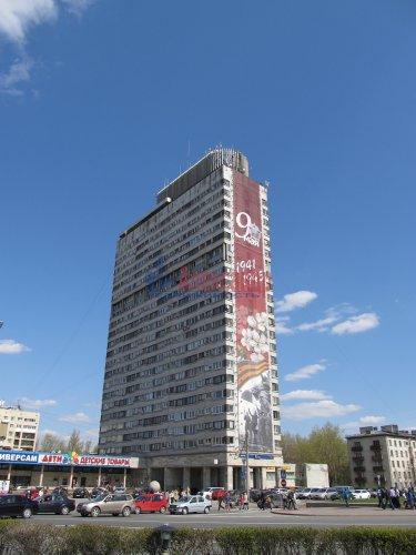1-комнатная квартира (33м2) на продажу по адресу Московский просп., 224— фото 1 из 2