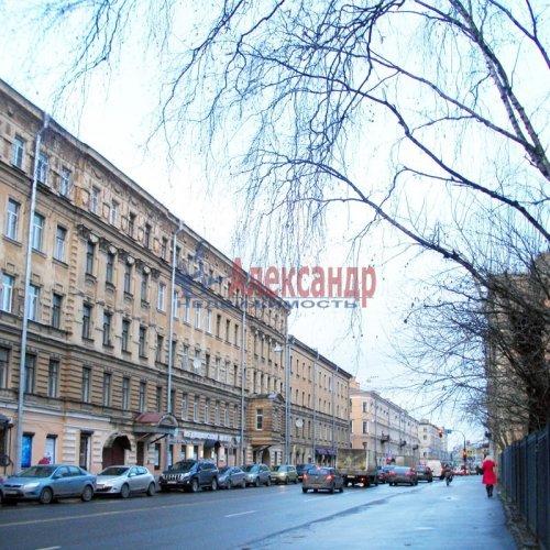 2 комнаты в 3-комнатной квартире (66м2) на продажу по адресу Полтавская ул., 5/29— фото 5 из 5